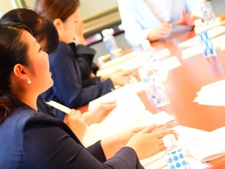 女性管理職養成塾10期の様子
