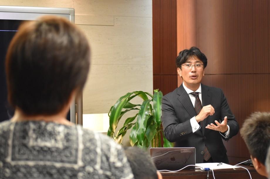 株式会社河村モーターズ 代表取締役社長 河村将博様