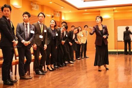 熊本営業力強化セミナー番号セッション1回目
