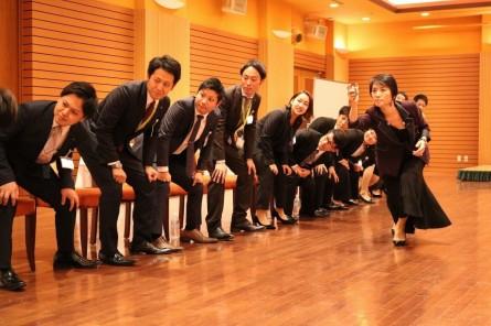 熊本営業力強化セミナー番号セッション最後