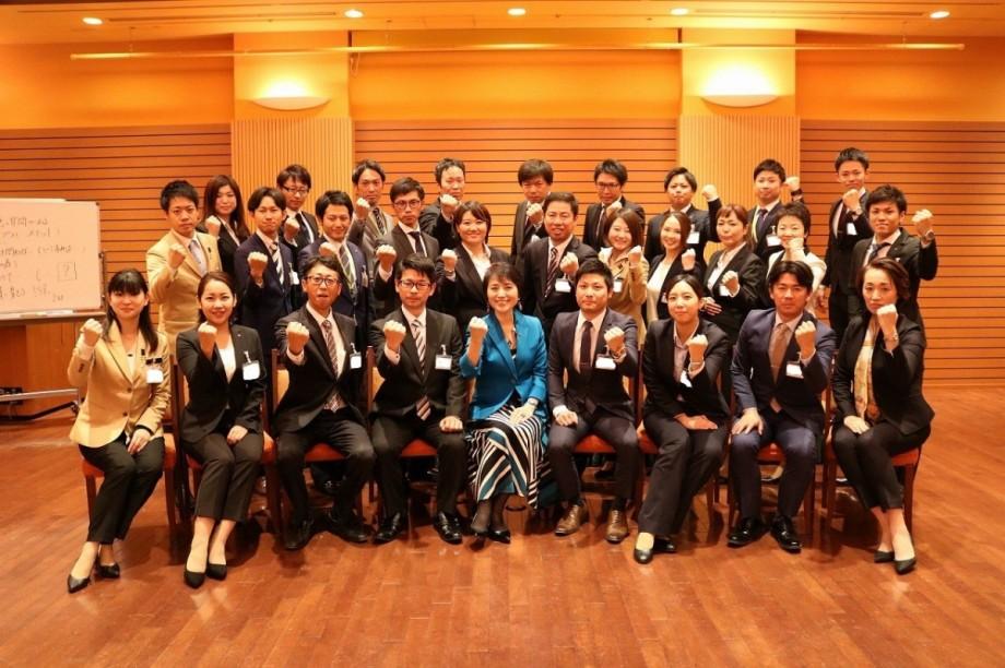 熊本営業力強化セミナー 集合写真