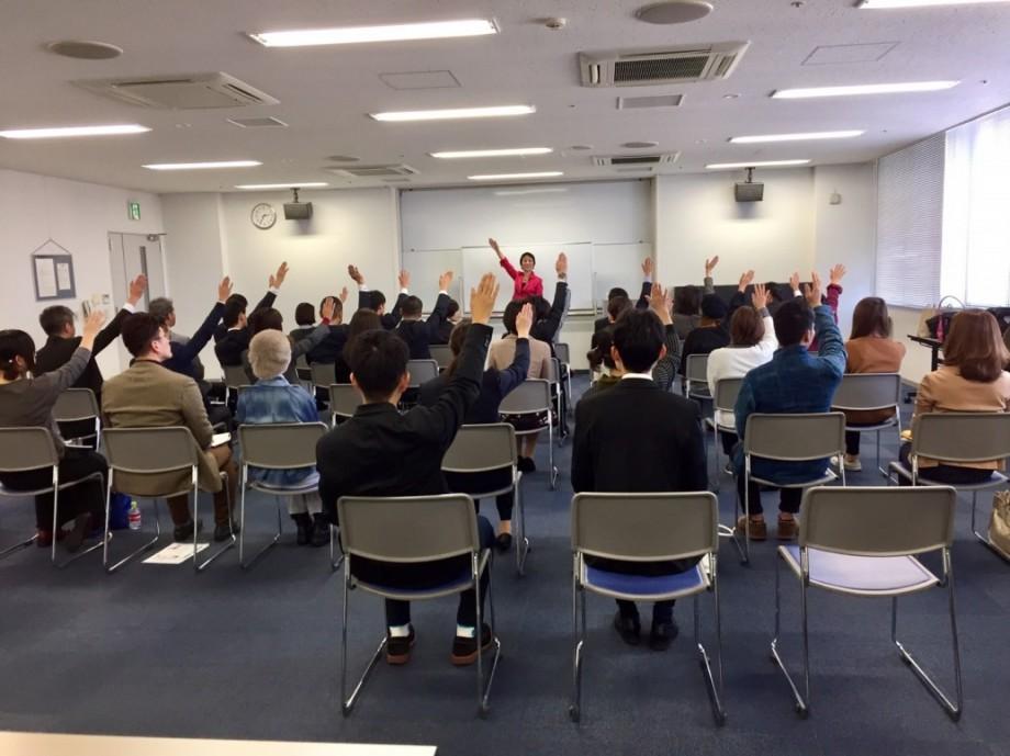 株式会社明道館様 講演風景