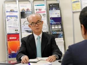 株式会社セイロジャパン代表取締役の大嶋