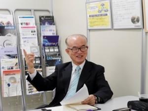 株式会社セイロジャパン代表取締役の大嶋様