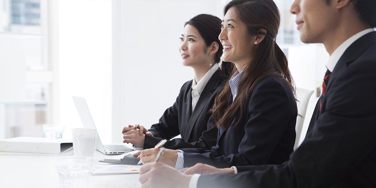 オンライン新入社員向けビジネスマナー研修