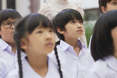 アジアの子供たち